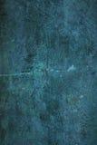 铜被腐蚀的纹理 免版税库存照片