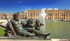 铜雕塑 免版税库存图片