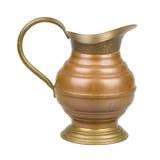 黄铜水罐 图库摄影