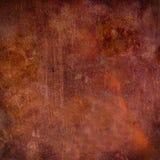 铜grunge 库存照片