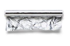 铝芯金属纹理 免版税库存图片