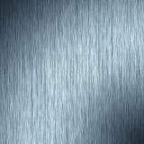 铝蓝色口气 免版税图库摄影