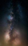 银河 免版税库存照片