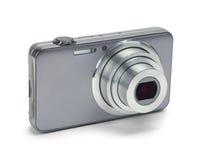 银色徒升照相机 免版税库存图片