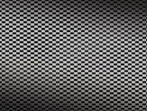 银色金属滤网纹理背景 免版税库存图片