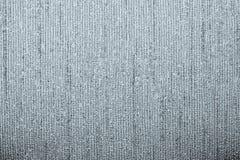 银色颜色波纹状的纹理与盖印的 库存照片