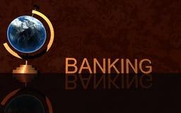 银行业务徽标 库存照片