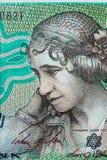 银行加冠货币丹麦丹麦贪心的欧洲 货币丹麦 图库摄影