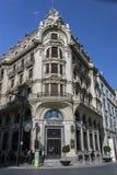 银行大楼, 20世纪的大厦 库存图片