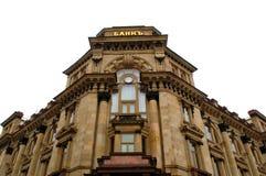 银行大楼 图库摄影