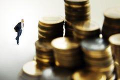 银行家 免版税图库摄影