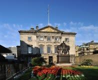 银行爱丁堡皇家苏格兰英国 图库摄影