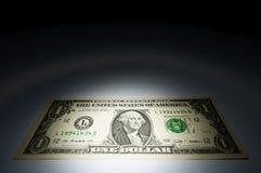 银行美元附注一 图库摄影