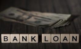 银行贷款 免版税图库摄影