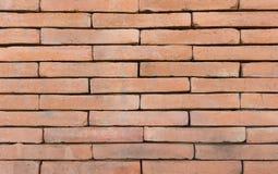 铸工墙壁砖背景 免版税图库摄影