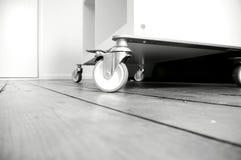 铸工木地板A 免版税图库摄影