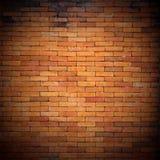 铸工砖墙背景 库存照片