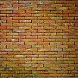 铸工砖墙 库存照片