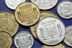 铸造乌克兰 免版税图库摄影