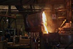 铸造厂3 库存照片