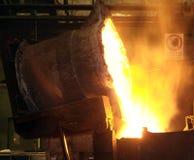 铸造厂1 免版税图库摄影