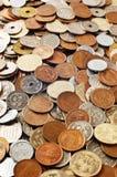 铸造日本货币 库存图片