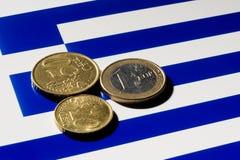 铸造欧洲标志希腊顶层 库存图片
