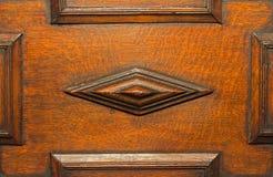 铸造的木头 库存图片