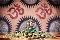 铸造ganesh堆 免版税库存照片