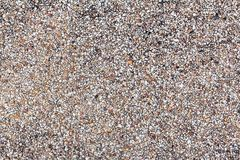 铺沙石小卵石纹理或铺沙室内设计事务的石小卵石背景 外部装饰设计 免版税图库摄影
