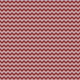 铺磁砖之字形编织的传染媒介样式或冬天背景 免版税图库摄影