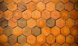 铺磁砖的地板 免版税库存照片