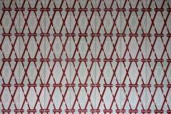 铺磁砖的墙壁在圣安东尼奥的Riverwalk一个休息室 免版税库存照片