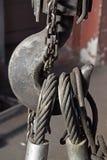 链子和臀部 库存图片