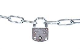 链锁定 库存图片