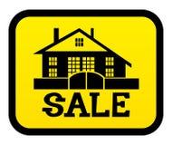 销售房子 库存照片