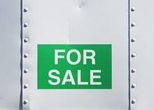 销售额符号 免版税库存照片