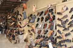 销售额鞋子 库存照片