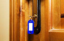 锁上锁定 免版税库存图片