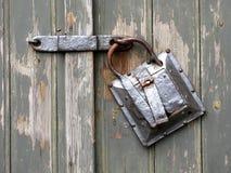 锁定中世纪 免版税库存图片