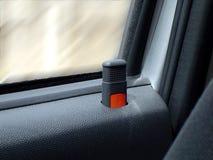 锁定系统的汽车 图库摄影