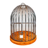 锁着的笼子 免版税图库摄影