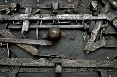 锁设备 免版税库存照片
