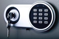 锁,保险柜,银行,保护,安全 免版税库存照片