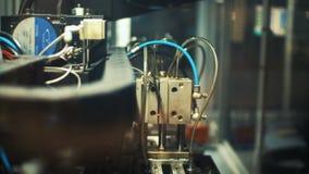 锂离子电池的生产 影视素材