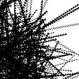 锋利之字形排行单色纹理,样式 任意线geo 皇族释放例证