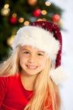 错过圣诞老人 免版税库存照片