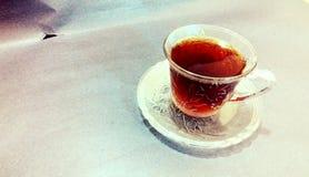 锡兰茶 库存照片