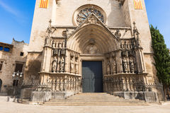锡德自由镇del Penedes,西班牙 免版税库存照片