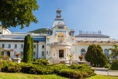 锡纳亚,罗马尼亚 库存照片